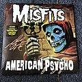 Misfits American Psycho LP (Signed) Tape / Vinyl / CD / Recording etc