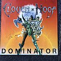 Cloven Hoof Dominator LP (Signed) Tape / Vinyl / CD / Recording etc