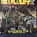 Metalucifer - Tape / Vinyl / CD / Recording etc - Metaluccifer Heavy Metal Tank (Signed)