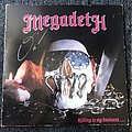 Megadeth Killing Is My Business And Business Is Good LP (Signed)