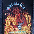 Metallica Jump In The Fire Patch