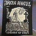 Iron Angel - Patch - Iron Angel Legions of Evil