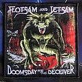 Flotsam And Jetsam - Patch - Flotsam And Jetsam Doomsday For The Deceiver