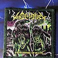 Toxic Holocaust - Patch - Toxic Holocaust An Overdose of Death
