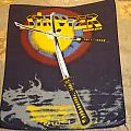 Stryper - Soldiers under command Vintage Backpatch