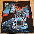 Def Leppard - On through the night Vintage Backpatch
