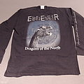 Einherjer - Dragons of the North Longsleeve TShirt or Longsleeve