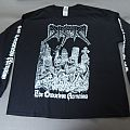 Disma - The Graveless Remains Longsleeve TShirt or Longsleeve