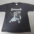 Witchburner - Metal Warriors Shirt