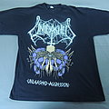 Unleashed - Death Metal Victory Tour Shirt
