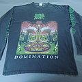 Morbid Angel - Domination Tour Longsleeve TShirt or Longsleeve
