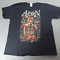 Aeon - European Tour Shirt