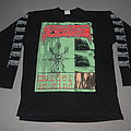 Desecration - TShirt or Longsleeve - Desecration - Murder in Mind Tour 1999 Longsleeve