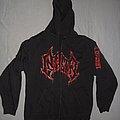 Insision - Death Metal is my Religion Zip Hoodie Hooded Top