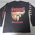 Necrosanct - Incarnate Tour Longsleeve TShirt or Longsleeve