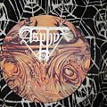 "Asphyx The Rack 12"" patch"