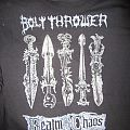 Bolt Thrower realm of chaos silver print TShirt or Longsleeve