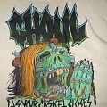 Ghoul shirt DIY color