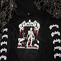 Mortician - Hooded Top - Mortician Brutally Mutilated hoodie