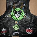 Mr. Pickles - Battle Jacket - Mr. Pickles vest & fursuit