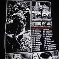 Dying Fetus 2019 spring tour