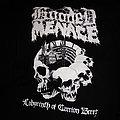 Hooded Menace TShirt or Longsleeve