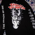 Eternal Champion I am the Hammer lyric shirt