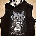 Unleashed - Battle Jacket - Unleashed Hooded Vest