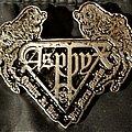 Asphyx - Pin / Badge - Asphyx Quattor In Uno Pro Mors Mortis