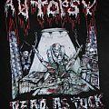 Autopsy XXXL Dead as Fuck hooded