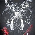 NYDM Supporter shirt The Immortals Mortician, Anal Blast, Decomposed, Possessed