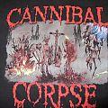 Cannibal Corpse 2013 Dead Human Collection shirt Vince Locke