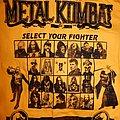 Lords of the Trident Metal Kombat TShirt or Longsleeve