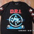 TShirt or Longsleeve - D.R.I. - European Tour 2010