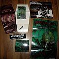 Necrophagia-Box Tape / Vinyl / CD / Recording etc