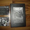 Burzum-In the arms of darkness- Box Tape / Vinyl / CD / Recording etc