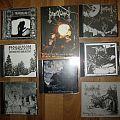 Moonblood-Collection Tape / Vinyl / CD / Recording etc
