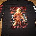Cannibal Corpse-Longsleeve TShirt or Longsleeve