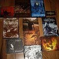 Nokturnal Mortum- CD Collection Tape / Vinyl / CD / Recording etc