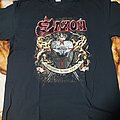 Saxon 2018 Tour Shirt