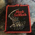 Black Sabbath Paranoid Patch