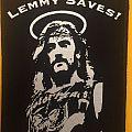 Motörhead - Patch - Motorhead - Lemmy Saves