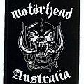 Motorhead - Australia Patch