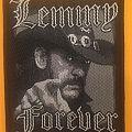 Motörhead - Patch - Lemmy Forever