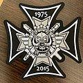 Motörhead - Patch - Motorhead - Cross 1975-2015