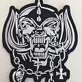 Motörhead - Patch - Motorhead- Snagletooth big