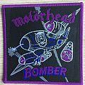 Motörhead - Patch - Motorhead - Bomber - purple