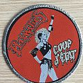 Plasmatics - Coup d Etat Patch
