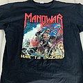 Manowar - TShirt or Longsleeve - Manowar - Hail to England