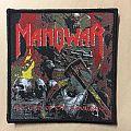 Manowar - Patch - Manowar - Return of the Warlord